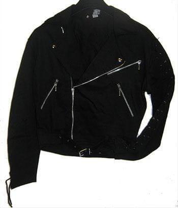 Jacket Bike Lace Gr.S
