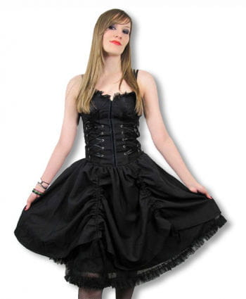 Gothic Corset Top Dress Small