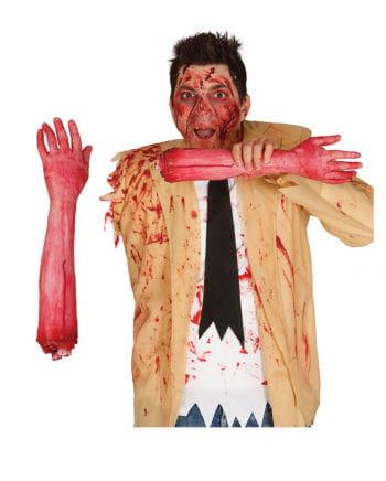 Choppy, Bloody Right Arm