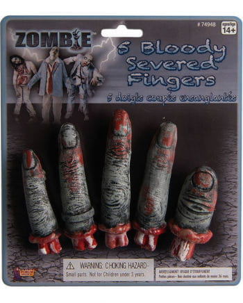 Severed ZombieFinger