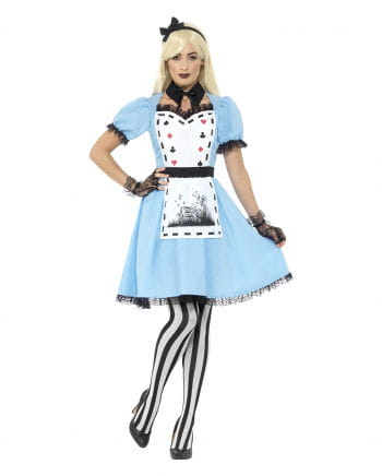 Kostüm Alice im Märchenland