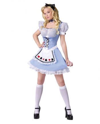 Alice Kostüm Small