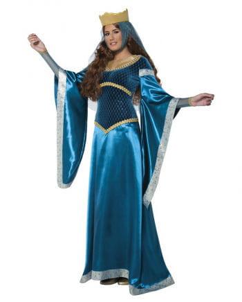 Altenglisches Burgfräulein Kostüm