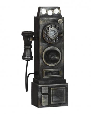 Vintage Halloween Telefon mit Licht & Sound