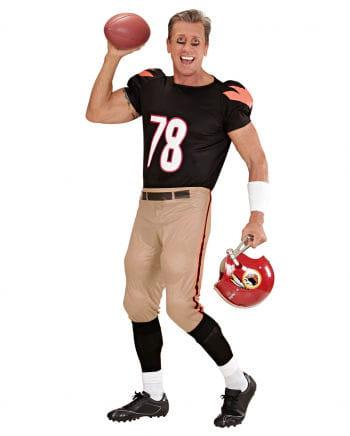 Kostüm Footballspieler