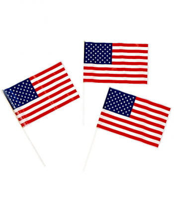 Mini American Flags