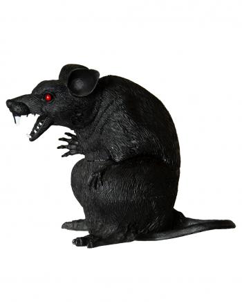 Angreifende Ratte 18cm