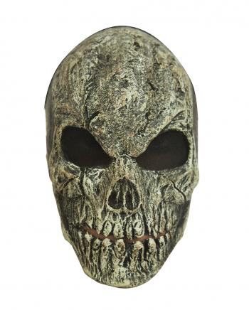 Antike Totenkopf Maske