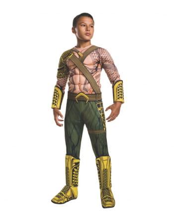Aquaman Kostüm Deluxe für Kinder