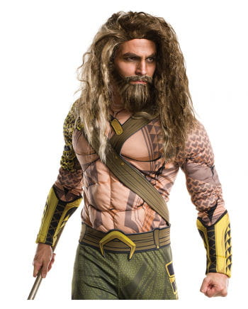 Aquaman wig & beard