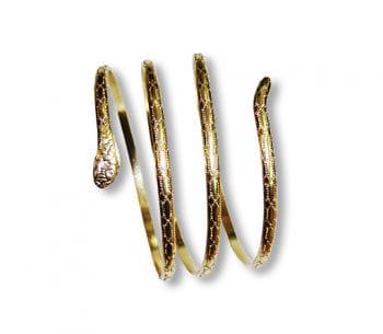 Armreif Egyptian goldfarben