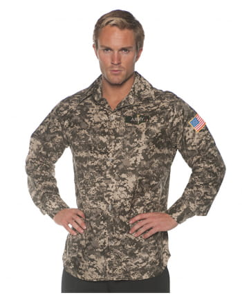 Army Kostüm Longsleeve