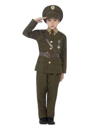 Army Officer kids trim