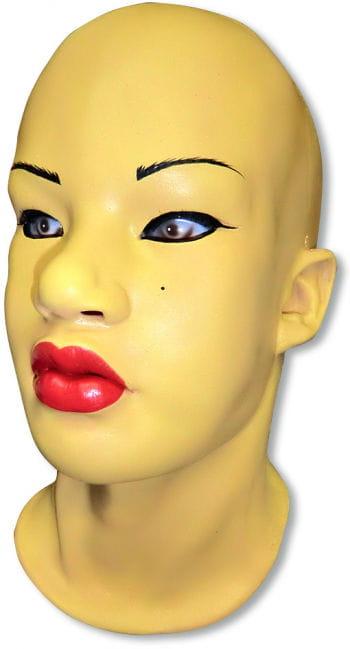 Asian Girl Women's Mask