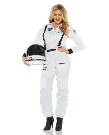 Astronauten Overall Frauenkostüm