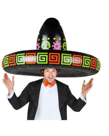Sombrero zum Aufblasen