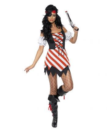 Verführerische Piratin Kostüm