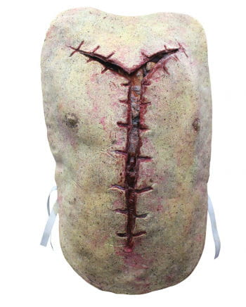 Autopsy vest special effects Costume 2 pieces