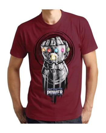 Avengers T-Shirt Infinite Power