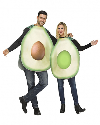 Avocado Partner Costume