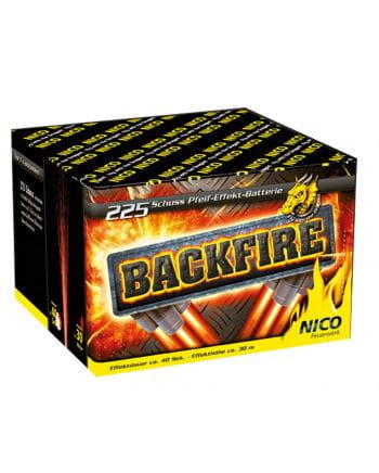 Backfire Batteriefeuerwerk 225 Schuss