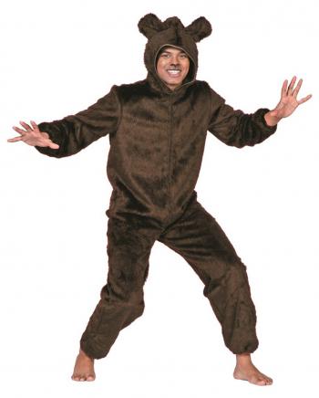 Bears Plush Costume Men