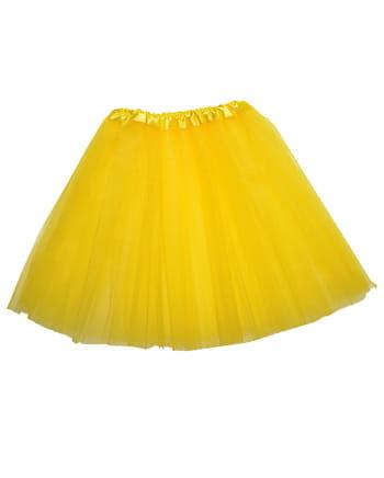 Ballerina Tutu for Kids Yellow