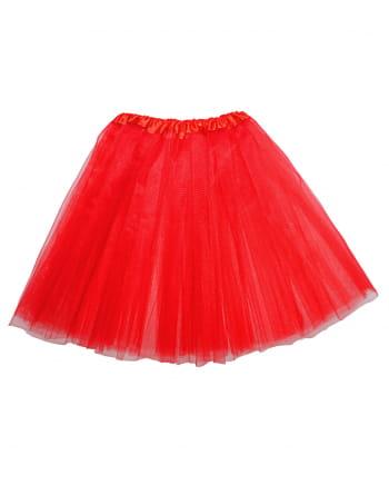 Ballett Tutu für Kinder Rot