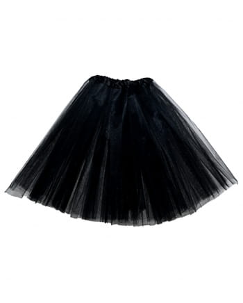 Ballerina Tutu for Kids Black
