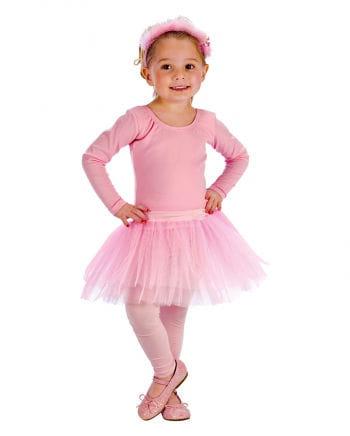 Kinder Ballerina Petticoat rosa