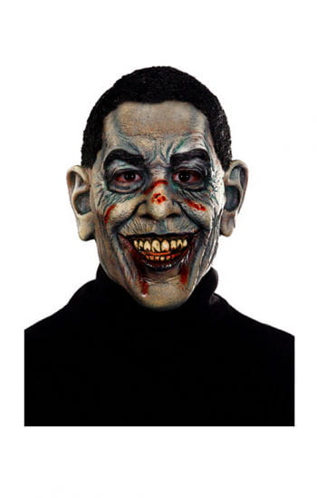 Zombie Obama Maske