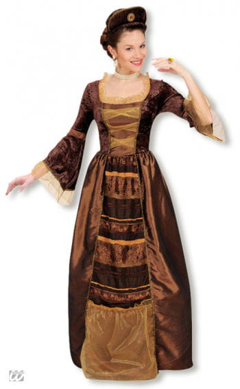 Barock Kostüm Baronin XL