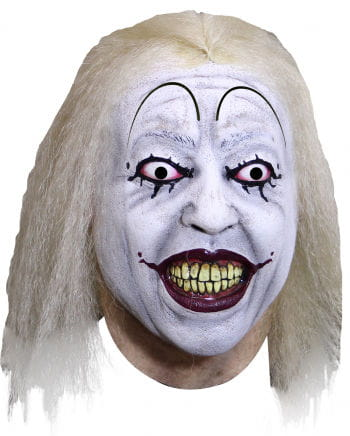 Baseball Horror Clown Mask