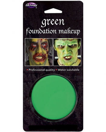 Make-up grün