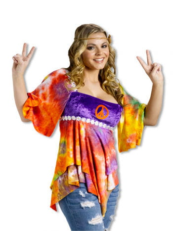 Batik Hippie Baby Doll