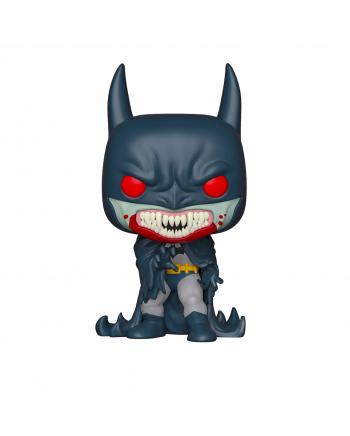 Batman 80th - Red Rain Batman Funko POP! Figure
