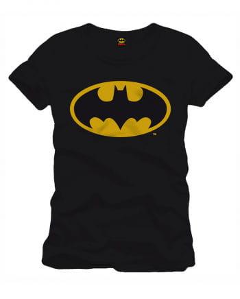 Batman Logo T-Shirt schwarz