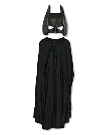 Batman Mask with Cape