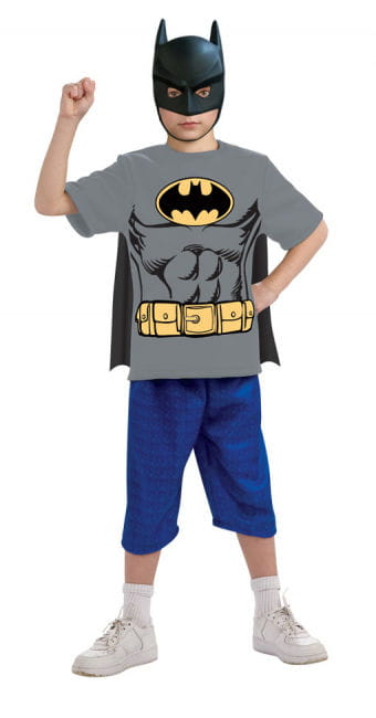 3teiliges Batman Set für Kinder