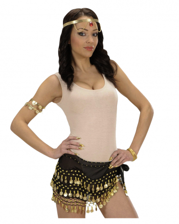 Belly Dance Belt With Coins