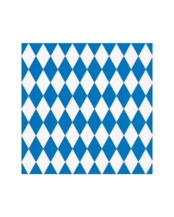 Bayerische Wiesn Servietten 20 Stück