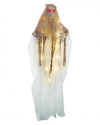 Leuchtende Geisterbraut 180cm