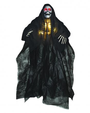 Leuchtender Skelett Reaper 88cm