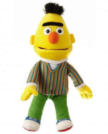 Bert Sesame Street Hand Puppet