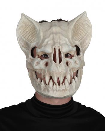 Movable Bat Skull Mask