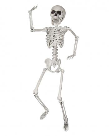 Halloween Kunststoff Skelett 60cm