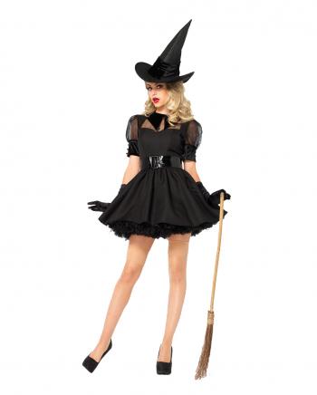 Zauberhaftes Hexenkostüm für Damen
