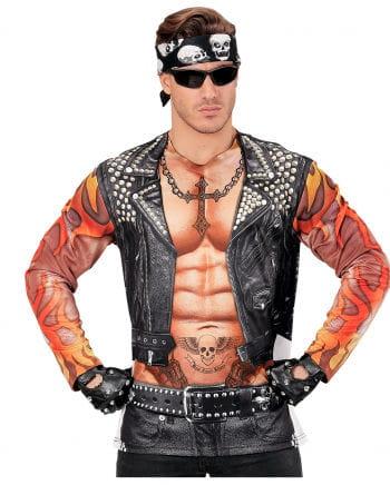 Rocker Shirt Longsleeve