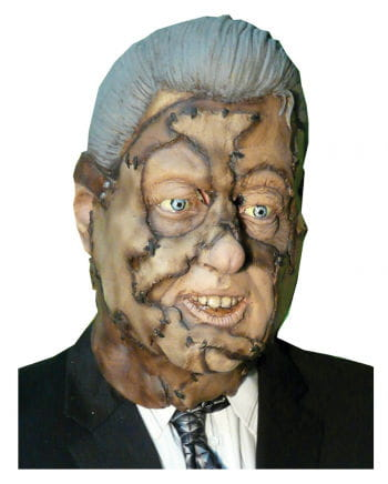 Bill Clinton Leatherface mask