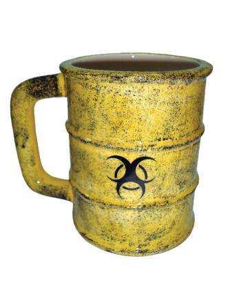 Biohazard Giftmüll Tasse